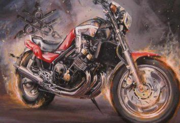 Motocicleta Yamaha FZX 750: descripción, puesta a punto y comentarios