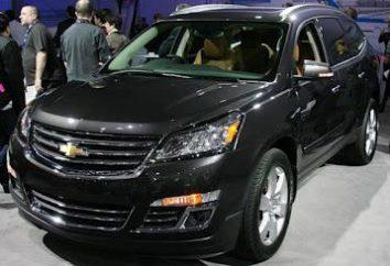 Chevrolet Traverse – amerykański sen!