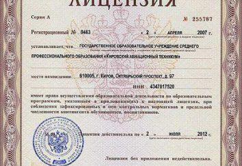Domanda di rinnovo della licenza per l'attività didattica: caratteristiche, requisiti e le raccomandazioni