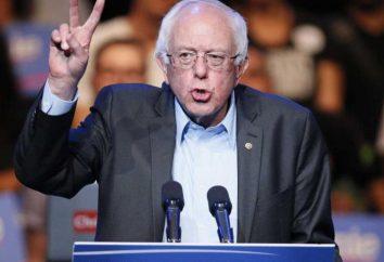Bernie Sanders, sénateur américain du Vermont: biographie, carrière