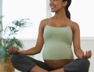 Wie nützlich Atemübungen für Schwangere