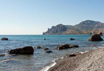 De férias na Crimeia em setembro: comentários