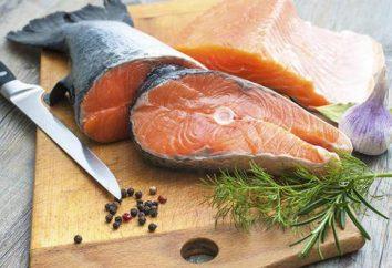 Oreja de recetas de salmón chum y secretos