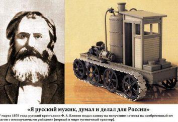 trattore cingolato URSS. Storia di trattori in URSS