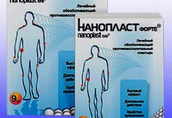 """Recenzje: """"Nanoplast Forte"""". Ekspertyza na przeciwzapalny przeciwbólowy plaster"""