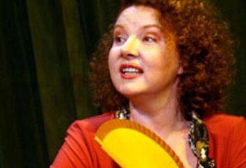 Attrice Olga Nazarova: biografia, la creatività, la vita personale