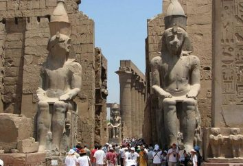 Antica città di Luxor (Egitto)
