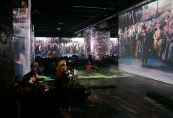 Najbardziej niezwykłe kina Moskwa: opis zdjęcia