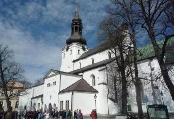 A catedral da abóbada (Tallinn): A principal atração da capital da Estónia