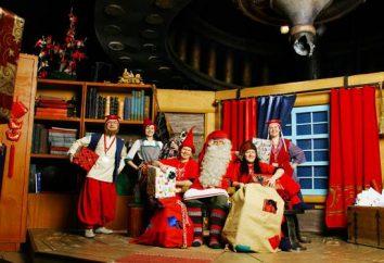 Wioska Świętego Mikołaja w Finlandii (zdjęcia)