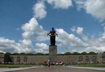 Piskarevskiy Memorial em São Petersburgo: a memória que está sempre conosco