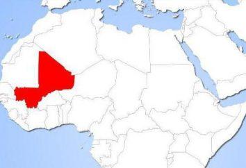 """Na pytanie: """"Gdzie jest Mali"""" spełniać geografii, historii i gospodarki"""