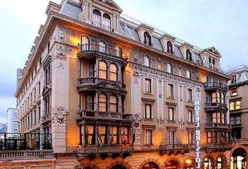 Wybrzeże Adriatyku Włoch i hotele nad morzem