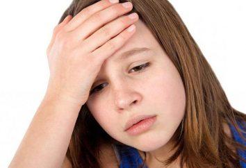 O que para dar à criança uma dor de cabeça: drogas, permitindo que as crianças