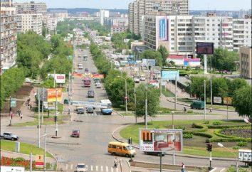 Volete sapere quanti chilometri da Mosca a Orenburg?
