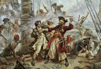 Najsłynniejsze imiona pirackie statki w historii, literaturze i filmie