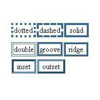 CSS: projektowanie stół. przykłady rejestracji