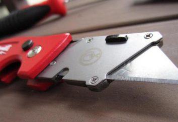 Mocowanie noża: odmiany, zastosowanie, wybór