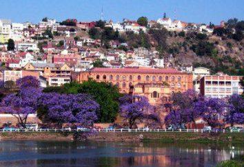 Antananarivo – la capitale de quel pays? La capitale de Madagascar – Antananarivo