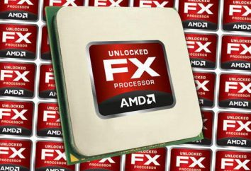 Procesor AMD FX-4350: opinie, specyfikacja