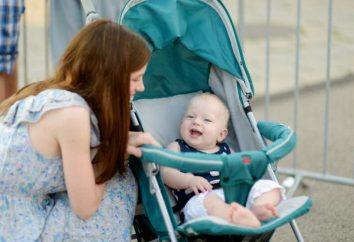 bicicleta infantil com alça de 1 a 3 anos: descrição, comentários
