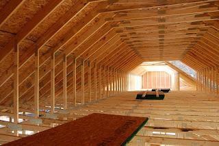 Dachgeschoss: Vor- und Nachteile