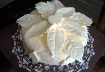 """Jak zrobić ciasto """"Raffaello"""""""