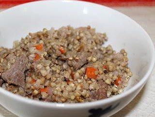 comerciantes de trigo sarraceno: receitas
