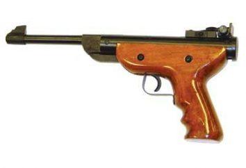 Najlepszy pistolet pneumatyczny produkcji rosyjskiej lub zagranicznej