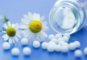 Lista leków homeopatycznych i ich zastosowania