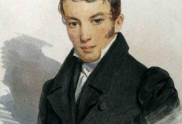 biographie vitale et créatrice Zhukovskogo V. A.