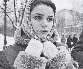 Biografie Marina Zudina – sowjetische und russische Schauspielerin