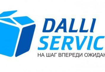 service de livraison pour les détaillants en ligne service Dalli – facilement, rapidement, est disponible