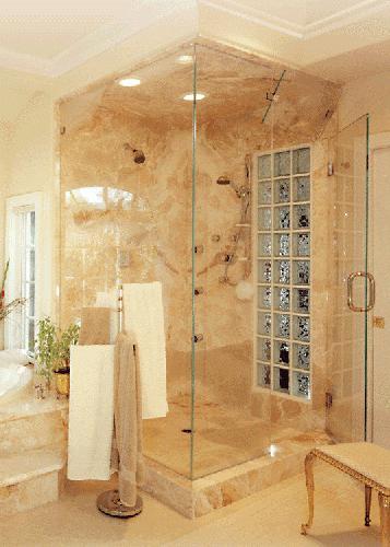 Prysznice Szkła Szczegółowy Opis