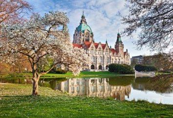 Podróż do Niemiec: Dolna Saksonia