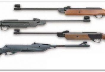 MP-512: caractéristiques du fusil et revues
