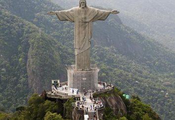 Où se trouve la statue du Christ Sauveur (Rédempteur)?