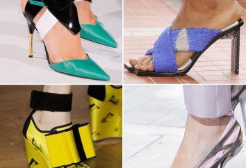scarpe moda per le donne delle nuove collezioni 2015