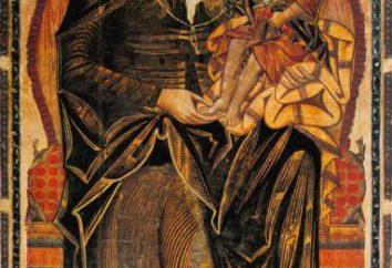 """Virgen con el Niño"" de Leonardo da Vinci"