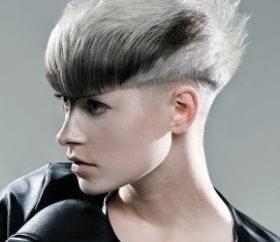 lixo corte de cabelo – uma nova gama de juventude!