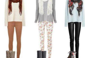 Quali sono gli stili di abbigliamento? Classic, affari e romantiche stili