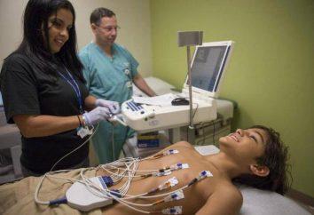 Wie ein EKG an das Kind zu tun? Wie kann EKG Frauen?