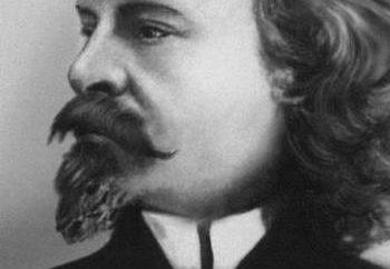 """Análisis del poema: Balmont, """"cañas"""". El tema, la trama poema Konstantin Balmont"""