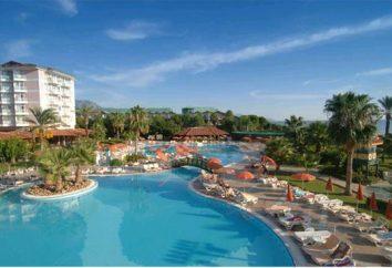 Quels hôtels à Kemer avec une plage de sable peuvent être choisis pour les loisirs