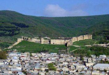Derbent forteresse histoire et des sites (photo)
