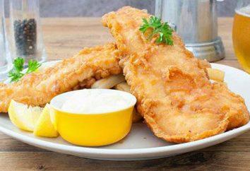 Come friggere il pesce impanati: la ricetta con una foto