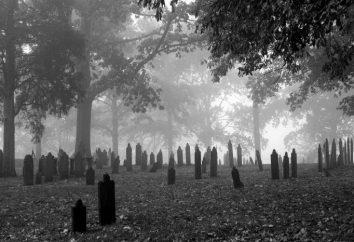 Wie kann Omen auf dem Friedhof und ihre Folgen