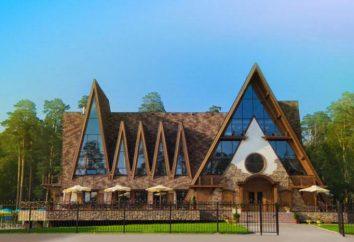 """luogo leggendario a Kazan – il ristorante """"Narat"""""""