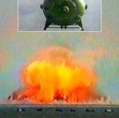 Bomba de vácuo: o poder destrutivo sem contaminação radioactiva