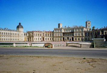 Gatchina: hotéis (comentário)